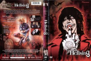 Rating: Safe Score: 3 Tags: alucard disc_cover hellsing seras_victoria User: Radioactive