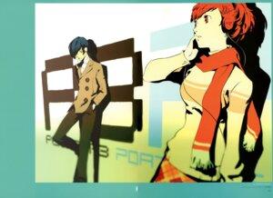 Rating: Safe Score: 11 Tags: arisato_minato female_protagonist_(p3) fixme megaten persona persona_3 soejima_shigenori User: Aurelia