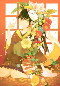 Rating: Safe Score: 9 Tags: japanese_clothes karasuba_ame tail User: Radioactive