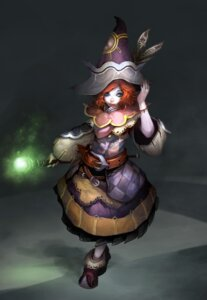 Rating: Safe Score: 8 Tags: atlantica_online tagme witch User: Radioactive