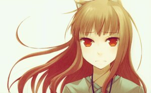 Rating: Safe Score: 29 Tags: animal_ears ayakura_juu holo spice_and_wolf User: mohawk
