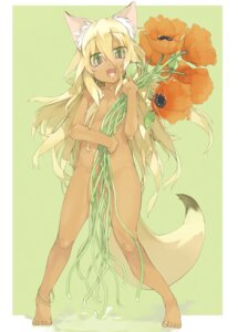 Rating: Explicit Score: 40 Tags: animal_ears loli maruku naked tail User: inumimi.7