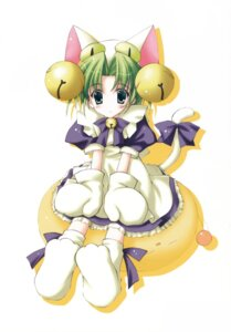 Rating: Safe Score: 13 Tags: animal_ears dejiko di_gi_charat nanao_naru nekomimi tail User: avrild12