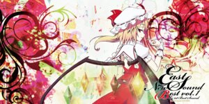 Rating: Safe Score: 4 Tags: flandre_scarlet h-new touhou wings User: Radioactive
