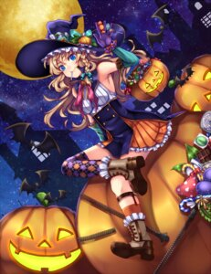 Rating: Safe Score: 45 Tags: 13_(spice!!) halloween heels kirisame_marisa thighhighs touhou witch User: Mr_GT