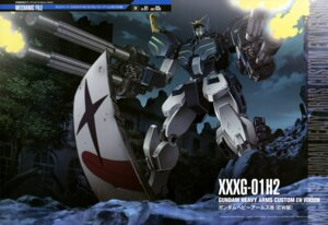 Rating: Safe Score: 14 Tags: gun gundam gundam_wing mecha shino_masanori User: drop