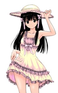 Rating: Safe Score: 51 Tags: dress murasame_oshizu summer_dress tagme to_love_ru User: Radioactive