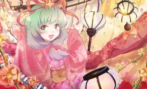 Rating: Safe Score: 7 Tags: kagiyama_hina kimono touhou yuko_(pixiv862266) User: Silvance
