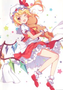 Rating: Safe Score: 45 Tags: 6u flandre_scarlet touhou wings User: b923242