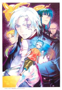 Rating: Safe Score: 4 Tags: allen_walker d.gray-man hoshino_katsura howard_link kanda_yu noise_marie timcanpy timothy_hearst User: Radioactive
