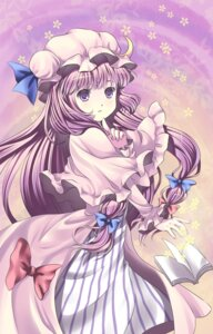 Rating: Safe Score: 9 Tags: patchouli_knowledge touhou unya User: Radioactive