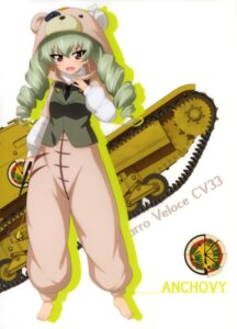 Rating: Safe Score: 24 Tags: anchovy girls_und_panzer pajama silhouette User: drop