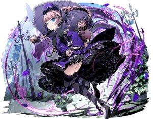 Rating: Safe Score: 30 Tags: divine_gate gothic_lolita heels lolita_fashion tagme thighhighs umbrella User: saemonnokami