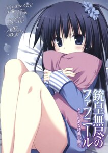 Rating: Questionable Score: 38 Tags: juuoumujin_no_fafnir korie_riko mononobe_mitsuki pajama User: Twinsenzw
