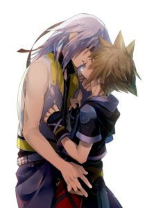 Rating: Safe Score: 16 Tags: kingdom_hearts male riku_(kingdom_hearts) sora_(kingdom_hearts) tayuya1130 yaoi User: charunetra
