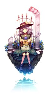 Rating: Safe Score: 16 Tags: komeiji_koishi suna_iroha touhou User: hobbito