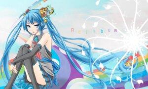 Rating: Safe Score: 17 Tags: hatsune_miku nekonaka vocaloid User: fairyren