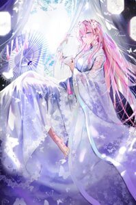 Rating: Safe Score: 34 Tags: japanese_clothes megurine_luka mullpull see_through tattoo vocaloid User: Mr_GT