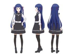 Rating: Safe Score: 17 Tags: character_design dress murakami_namino sora_to_umi_no_aida thighhighs User: saemonnokami