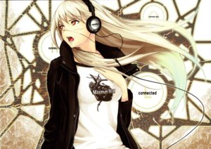Rating: Safe Score: 55 Tags: headphones tenka_sanbun User: Radioactive