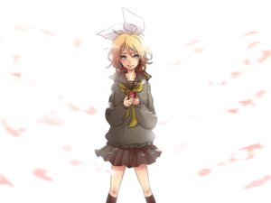 Rating: Safe Score: 8 Tags: gorogorou kagamine_rin vocaloid User: Radioactive