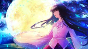 Rating: Safe Score: 27 Tags: hekiyama_yurika houraisan_kaguya touhou User: Mr_GT
