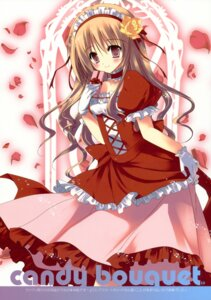 Rating: Safe Score: 18 Tags: coconutbless dress lolita_fashion natsuki_coco User: syaoran-kun