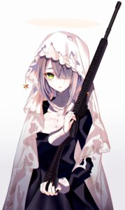 Rating: Safe Score: 26 Tags: gun nun sinsihukunokonaka User: BattlequeenYume