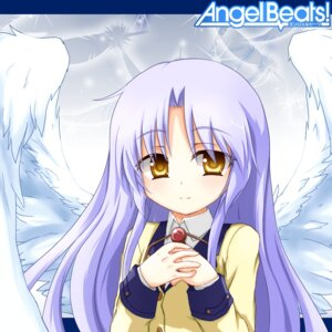 Rating: Safe Score: 11 Tags: angel_beats! seifuku takato_iyuri tenshi wings User: Radioactive