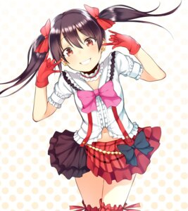 Rating: Safe Score: 38 Tags: love_live! pokachu yazawa_nico User: animeprincess