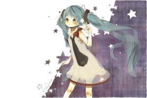 Rating: Safe Score: 14 Tags: dress hatsune_miku meisa vocaloid User: Nekotsúh