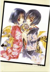 Rating: Safe Score: 4 Tags: kimono nanase_aoi seraphim_call User: Radioactive