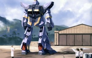 Rating: Safe Score: 5 Tags: gundam landscape male mecha weapon zeta_gundam User: drop