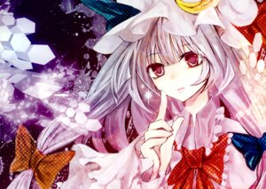 Rating: Safe Score: 18 Tags: crease duca patchouli_knowledge touhou User: thfp