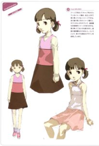 Rating: Safe Score: 5 Tags: doujima_nanako megaten persona persona_4 soejima_shigenori User: admin2