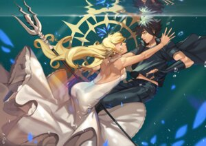 Rating: Safe Score: 15 Tags: ass dress ebiss06081 final_fantasy final_fantasy_xv lunafreya_nox_fleuret no_bra noctis_lucis_caelum weapon wet User: charunetra