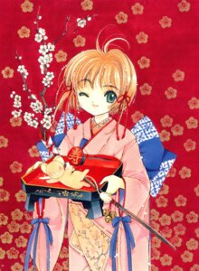 Rating: Safe Score: 6 Tags: card_captor_sakura clamp kerberos kinomoto_sakura User: Share