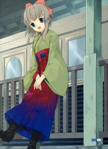 Rating: Safe Score: 7 Tags: mibu_natsuki tetsudou_musume yagisawa_mai User: petopeto