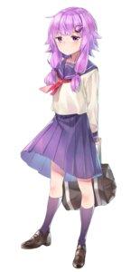 Rating: Safe Score: 13 Tags: heels netamaru seifuku vocaloid yuzuki_yukari User: RyuZU