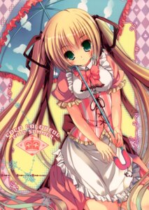 Rating: Safe Score: 44 Tags: cocotto dress mizusawa_mimori User: Twinsenzw