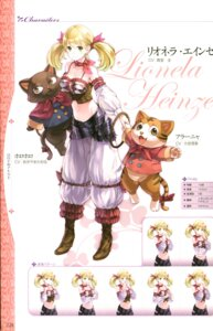 Rating: Safe Score: 22 Tags: atelier atelier_rorona kishida_mel lionela_heinze profile_page User: Radioactive