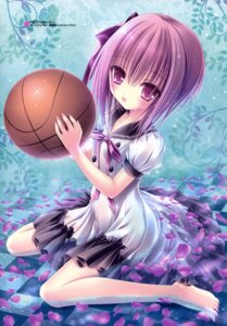 Rating: Safe Score: 57 Tags: basketball feet minato_tomoka ro-kyu-bu! see_through seifuku tinkle wet wet_clothes User: RICO740