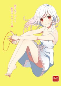 Rating: Questionable Score: 51 Tags: bakemonogatari dress samidarekyou sengoku_nadeko summer_dress User: tbchyu001