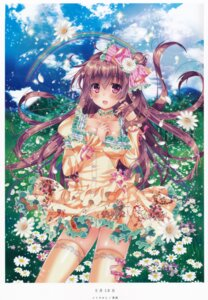 Rating: Safe Score: 47 Tags: dress itou_seto thighhighs User: donicila