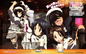Rating: Safe Score: 17 Tags: girls_und_panzer seifuku tsujimura_roku wang_guo_nian User: drop