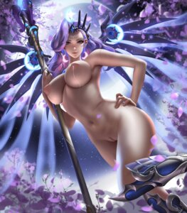 Rating: Explicit Score: 86 Tags: armor lactation liang_xing mercy_(overwatch) naked nipples overwatch pussy uncensored weapon wet wings User: Keethaux
