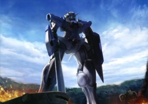 Rating: Safe Score: 6 Tags: gundam gundam_00 gundam_exia mecha User: Aurelia