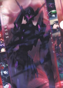 Rating: Safe Score: 14 Tags: accel_world kuroyukihime mecha User: ′黒い太陽