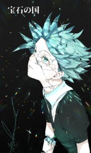 Rating: Questionable Score: 11 Tags: hiranko houseki_no_kuni phosphophyllite User: Dreista