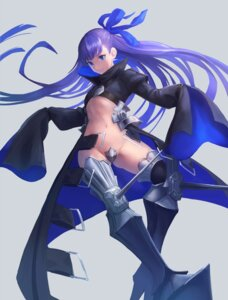 Rating: Questionable Score: 21 Tags: armor bottomless fate/extra fate/extra_ccc fate/grand_order fate/stay_night maebari meltlilith otsukemono thighhighs User: Nepcoheart